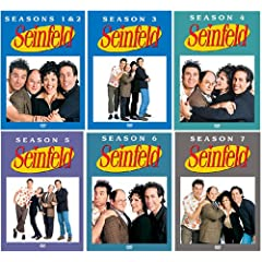Seinfeld Collection: The Complete Seasons 1-7 (Amazon Exclusive)