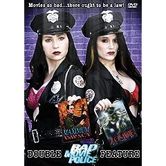 Bad Movie Police Double Feature: Zombie Cop & Maximum Impact