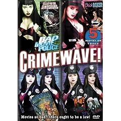Bad Movie Police: Crimewave! (5-Pack)