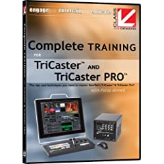 Class on Demand:Complete Training for TriCaster and TriCaster Pro: Newtek Educational Training Tutorial DVD