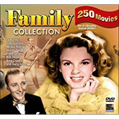 250 Movie Family Collection
