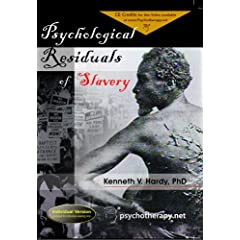 The Psychological Residuals of Slavery (Individual Version)