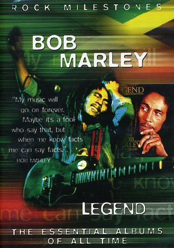 Bob Marley: Legend (Rock Milestones)