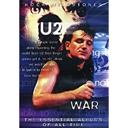 U2 - War (Rock Milestones)