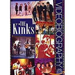 The Kinks: Videobiography (w/ Book)