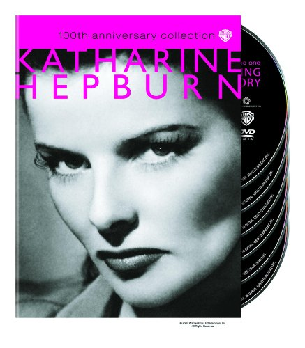 Katharine Hepburn Collection (Morning Glory / Undercurrent / Sylvia Scarlett / Without Love / Dragon Seed / The Corn Is Green [1979])