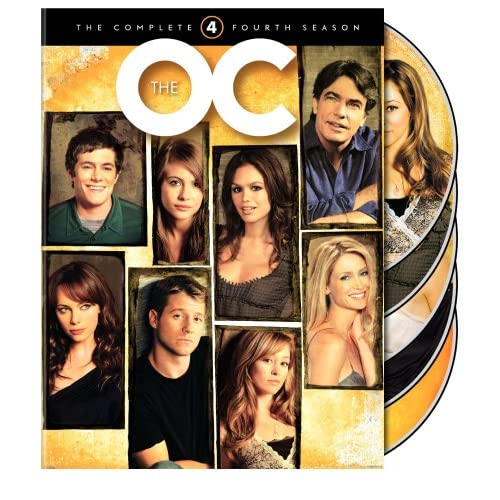 Ben McKenzie, Autumn Reeser, Kelly Rowan, Peter Gallagher, Rachel Bilson and Adam Brody, &lt;i&gt;The O.C.&lt;/i&gt; by Michael Desmond/Fox