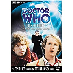 Doctor Who - New Beginnings (The Keeper of Traken / Logopolis / Castrovalva)