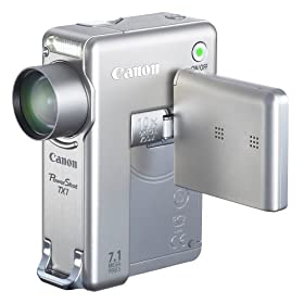Canon PowerShot TX-1 7.1MP 10x Digital Camera