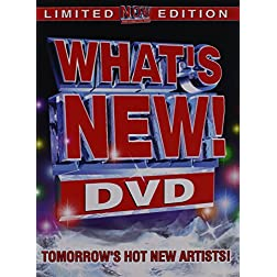 What's New! DVD