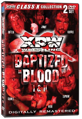 XPW: Baptized in Blood, Vol. 1 and 2