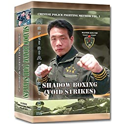 SHADOW BOXING-VOID STRIKES-DVD
