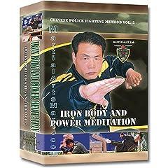 IRON BODY & POWER MED - DVD