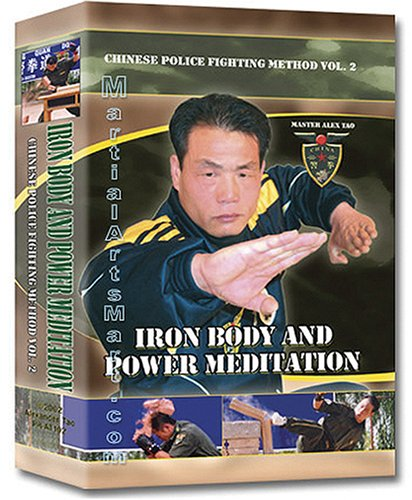 IRON BODY & POWER MED - DVD