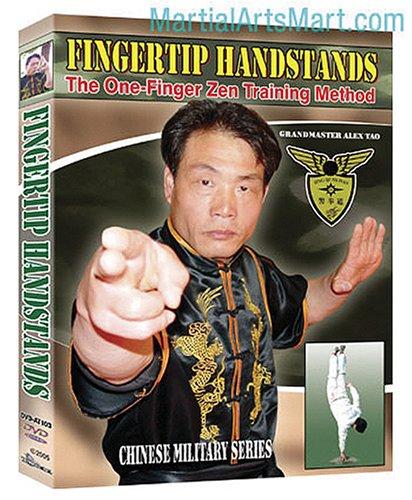 Fingertip Handstands