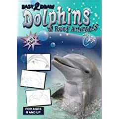Easy2Draw Dolphins & Reef Animals