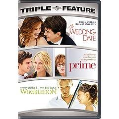 The Wedding Date / Prime / Wimbledon (Triple Feature)