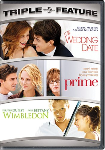 The Wedding Date / Prime / Wimbledon (Triple Feature)
