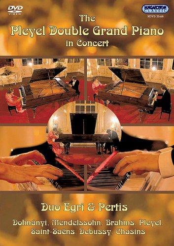 Dohnanyi: Pleyel Double Grand Piano in Concert