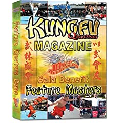 Kung Fu Qigong Magazine 10 Year Aniversary Gala Benefit: FEATURE MASTER EXHIBITION