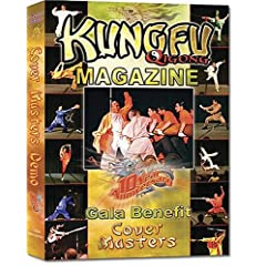 Kung Fu Qigong Magazine 10 Year Aniversary Gala Benefit: Cover Masters