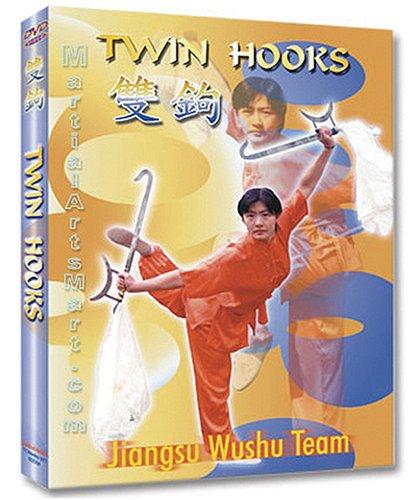 Wushu Twin Hooks