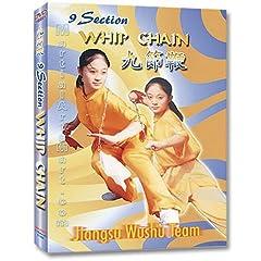 Wushu 9 Section Whip Chain