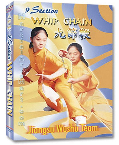 Wushu 9 Section Whip Chain