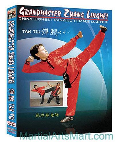 Grandmaster Zhang Lingmei Tan Tui