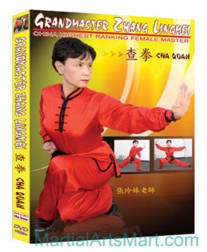 Grandmaster Zhang Lingmei  - Cha Quan
