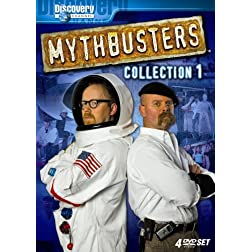 Mythbusters: Collection 1 (4pc)
