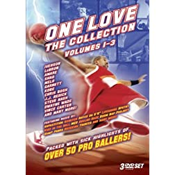 One Love Boxed Set (3 Disc Set)