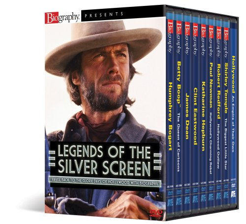 Biography - Legends of the Silver Screen