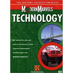 The History Channel Presents Modern Marvels - Technology