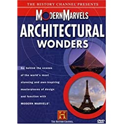 The History Channel Presents Modern Marvels - Architectural Wonders