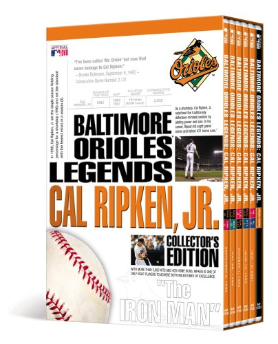 Baltimore Orioles Legends - Cal Ripken Jr. Collector's Edition