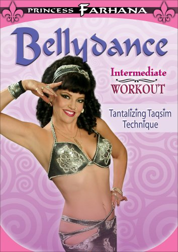Princess Farhana:Belly Dance Intermediate Workout