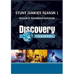 Stunt Junkies Season 1 - Episode 6: Snowboard Corkscrew