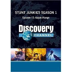 Stunt Junkies Season 1 - Episode 13: Kayak Plunge
