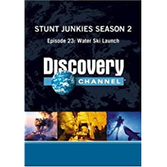 Stunt Junkies Season 2 - Episode 23: Water Ski Launch