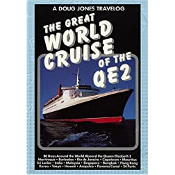 A Doug Jones Travelog: The Great World Cruise of the QE2