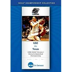 1986 NCAA(R) Division I Women's Basketball Championship