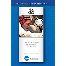 1998 NCAA(R) Division I Men's Wrestling Championship