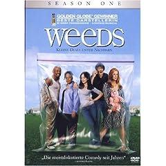 Weeds auf DVD bestellen