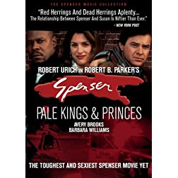Spenser: Pale Kings & Princes
