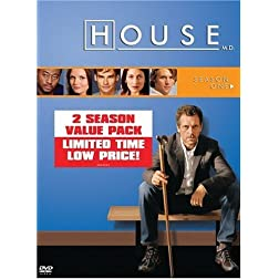House M.D. - Seasons One & Two