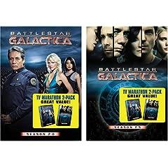 Battlestar Galactica: Seasons 2.0 and 2.5