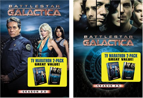 Battlestar Galactica: Seasons 2.0 and 2.5
