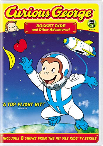Curious George - Rocket Ride and Other Adventures
