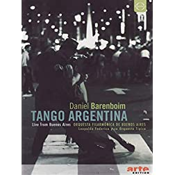 Daniel Barenboim: Tango Argentina